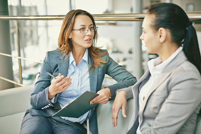 Praca i rozmowa kwalifikacyjna